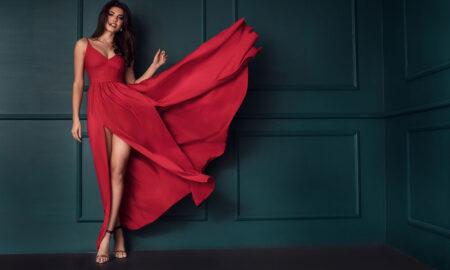 red-maxi-dress