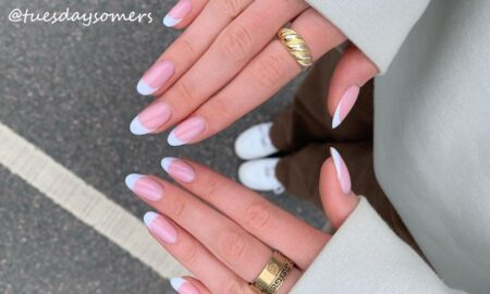French Manicure Inspiration