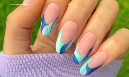 Summer French Manicure Ideas to Give Your Nails a Classy Look