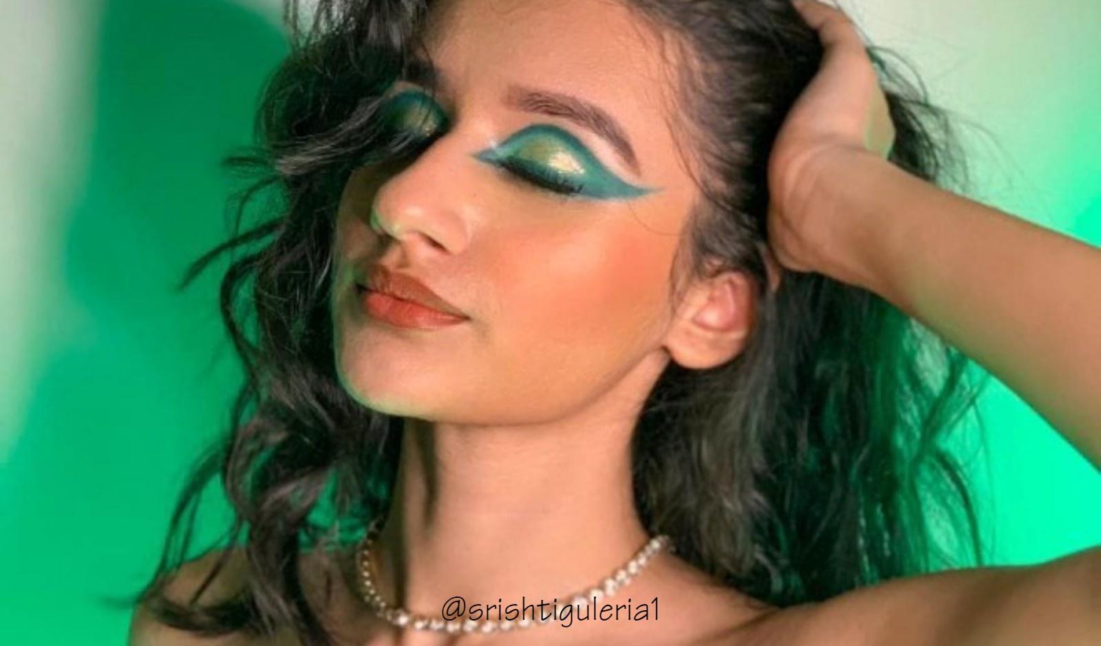 Green Eyeshadow Trend(1) (1)