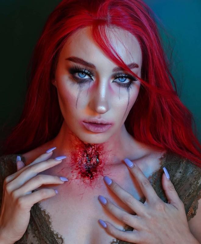 Mesmerizing Halloween Makeup Looks