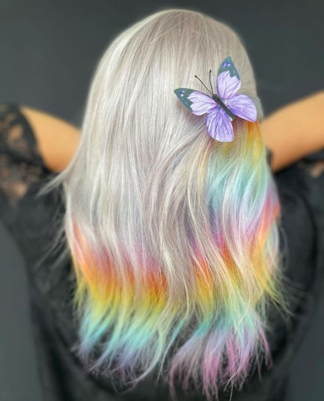 Pastel Hair Color Is The Next Iconic Trend Of 2021