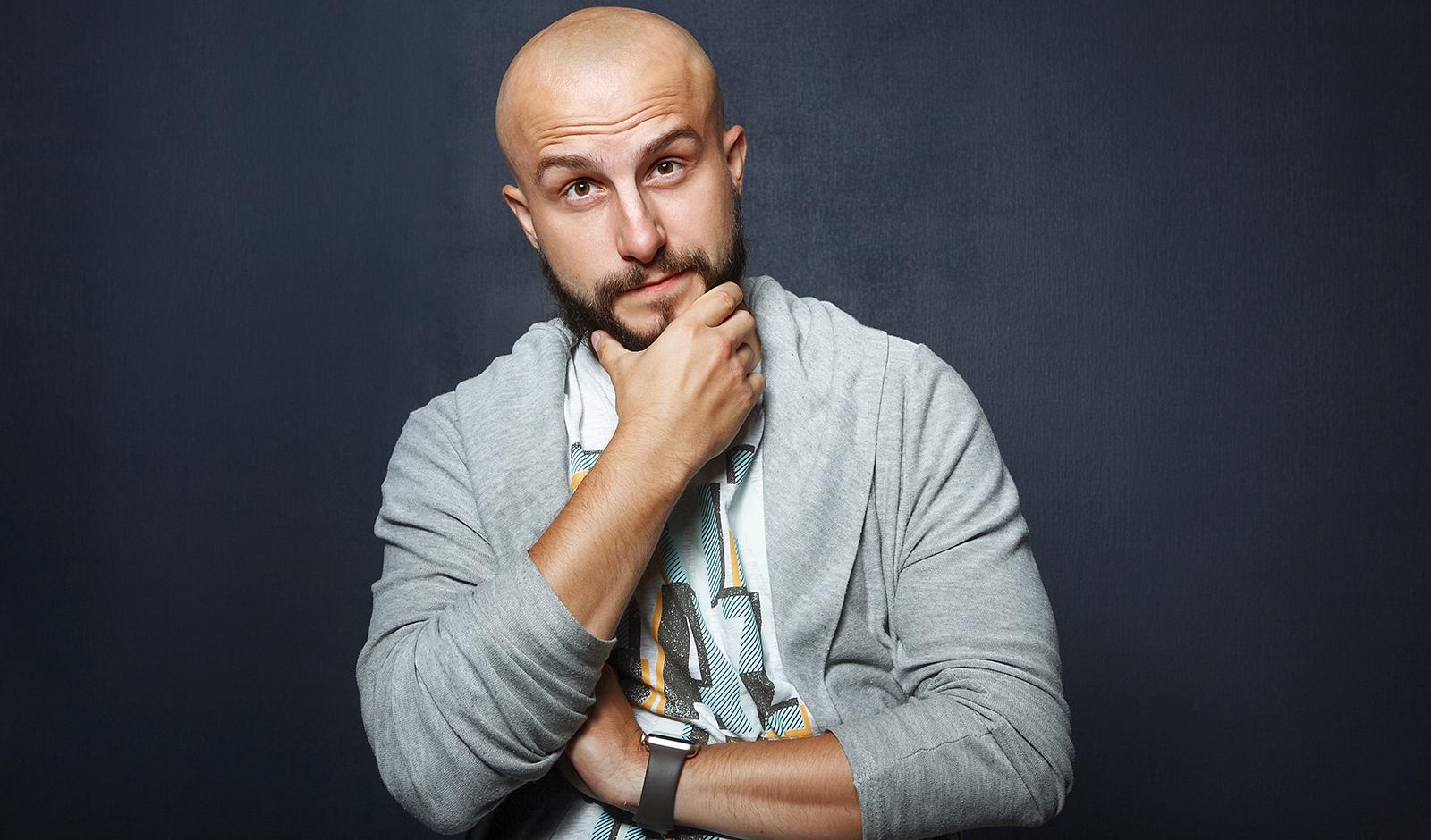 glamorous-smp-latest-style-bald-man-thinking