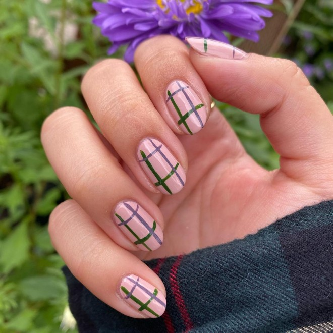 These Back-to-School Nail Art Designs are Perfect to Wear to Class