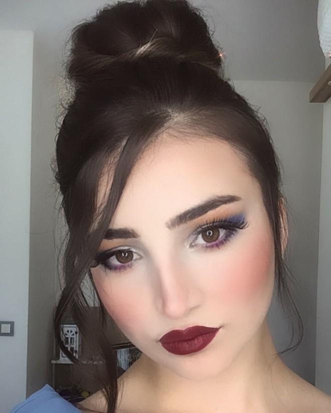 Makeup Looks for Cooler Skin Tones