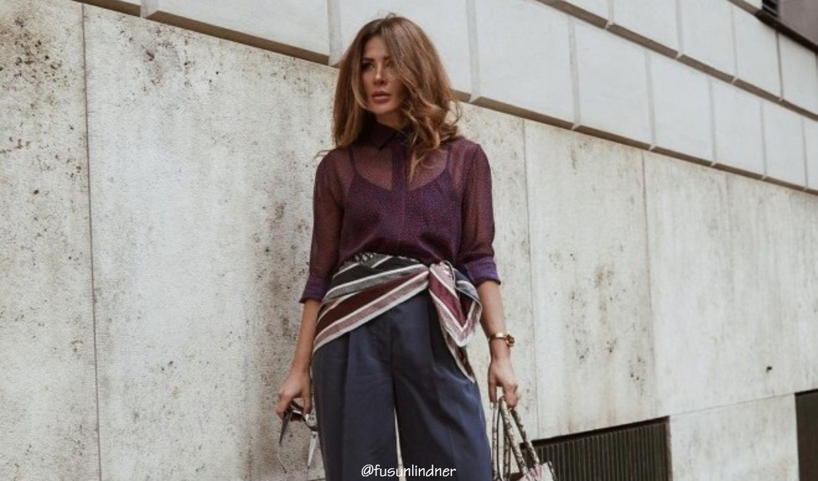 7 Elegant Ways to Style Your Scarf This Fall header