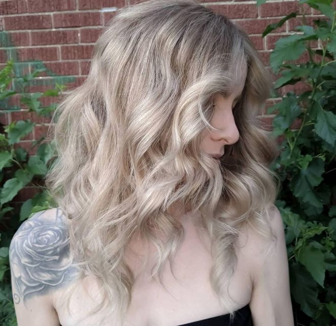The Most Breathtaking Blonde Hair Colors to Try this Fall 8