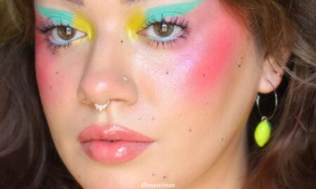 Try These Pastel Makeup Looks For A Dramatic Makeover