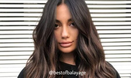 Why Not Give The Chocolate Almond Hair C A Try This Fall