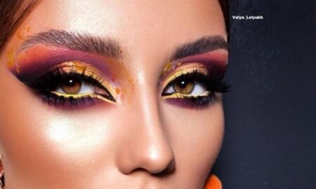 Get Inspired By Fall With These Pumpkin Spice Makeup Looks
