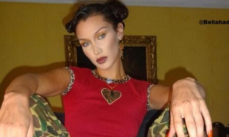 The Thin 90's Eyebrow Is Back On Trend! Get Inspired By An Old Favorite Brought Back By Bella Hadid 7 (1)